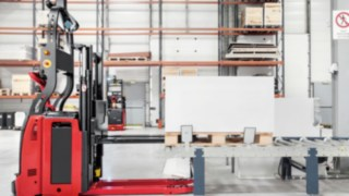 Automated Truck from Linde