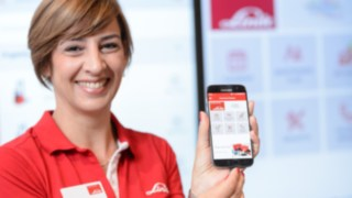 Service Manager App präsentiert from Linde Material Handling