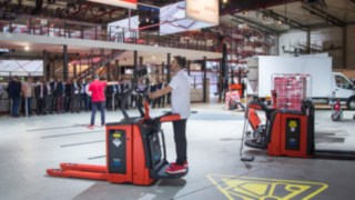 T25 from Linde Material Handling
