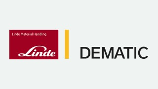 Linde and Dematic logo