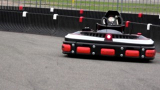 Video Automated E-Kart from Linde